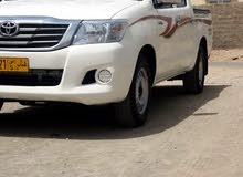 For sale 2008 White Hilux