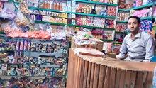 بقالة للبيع شغاله 100℅ في شارع خولان