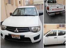 for sale Mitsubishi pickup manual gear 2014