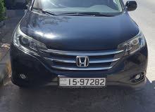 هوندا CRV موديل 2013 وارد الوكالة فل كامل الاضافات