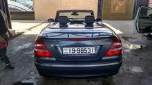 سيارة مرسيدس كشف للايجار اليومي والأعراس والمناسبات اربد