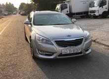 condition Kia Cadenza 2012 with  km mileage