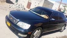 Blue Lexus LS 1998 for sale