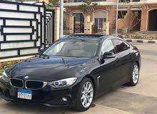 BMW 418i فبريكة بالكامل كل الصيانات بالتوكيل