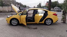 Kia Forte car for rent