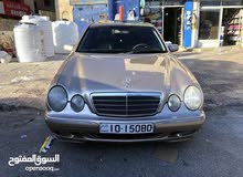 Automatic Gold Mercedes Benz 2000 for sale