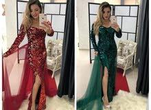 فستان حفلات تركي يجنن