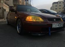 Honda Civic 1997 For sale - Maroon color
