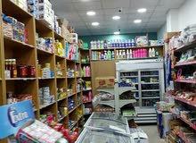 سوبر ماركت للبيع في منطقة الهاشمية