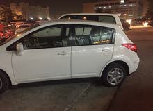 km mileage Nissan Tiida for sale