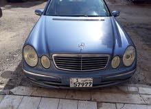 Gasoline Fuel/Power   Mercedes Benz E 240 2004