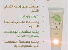 كريم شجرة الشاي