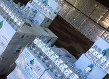 عرض خاص شركة مياه رامه الجوفية الكرتون بسعر الجملة