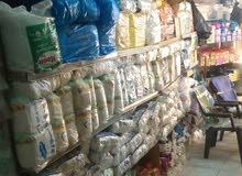 للبيع محل منظفات وادوات صحية في سوق اربد موقع مميز