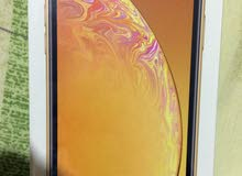 Yellow iPhone XR 128GB