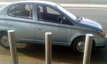 Manual Blue Toyota 2001 for sale