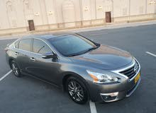 Grey Nissan Altima 2015 for sale