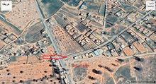 ارض مساحتها 1700 في طريق جامع الدرابيل