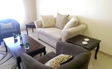 Shmaisani neighborhood Amman city - 90 sqm apartment for rent