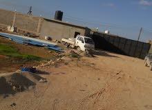 هناقر للايجار- العنوان - بنغازي - طريق المطار مفترق ارض الكوديك
