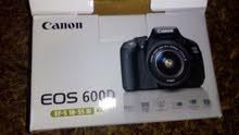 كاميرا (كانون) للبيع