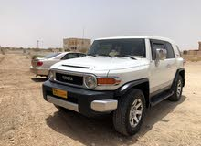+200,000 km mileage Toyota FJ Cruiser for sale