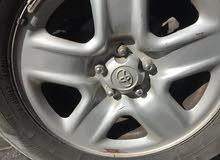 4 رنقات ديازل اصليات وكالة - 4x Wheels Orignal