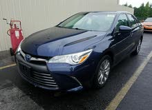 Toyota Camry car for sale 2016 in Irbid city