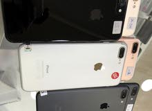 حرق أسعار ايفون 7 بلس 128 جيقا مستعمل بحال الجديد مكفول سنه كامله بسعر حرق