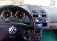 Green Volkswagen Polo 2001 for sale