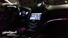 Lincoln MKZ 2015 For Rent - Black color