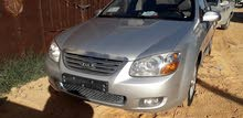 Gasoline Fuel/Power   Kia Cerato 2008