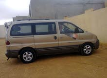 Diesel Fuel/Power   Hyundai H-1 Starex 2002