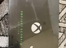 xbox one x نسخة العقرب