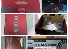 OSN Humax HD plus One TB Hard
