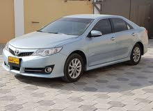 For sale 2013 Blue Camry
