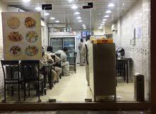 للبيع مطعم هندي في الفحيحيل سوق الصباح على شارع رئيسي