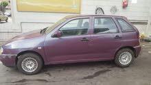 فرصة للبيع سيارة ابيزا بحالة ممتازة ب 50 الف فقط