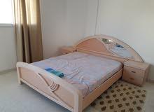 شقة مفروشة للكراء بطنطانة شط مريم سوسة
