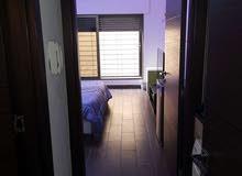استديو للايجار في اجمل مناطق عبدون مقابل السفارة الامريكية مفروش بالكامل مساحة الشقة 60 متر