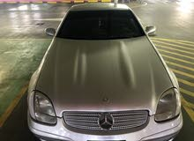 Mercedes  SLK 2.3 low km for sale 2001