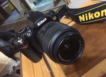 كاميرا نيكون احترافيه بسعررر مغري