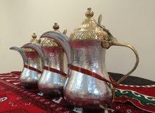 طقم دلال بغدادي حب الرمان