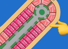 أرض للبيع في صباح الاحمد البحرية بالمرحلة الثالثة B  رقم القسيمة : 2405