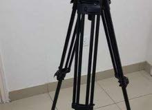 Manfrotto professional tripod with Head