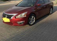 Gasoline Fuel/Power   Nissan Altima 2013