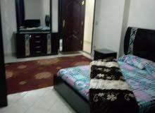 شقة مفروشة للايجار بالقرب من جنينة مول