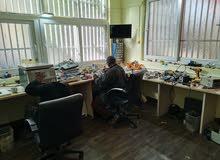 نقوم بصيانة المعدات و الأجهزة الطبية