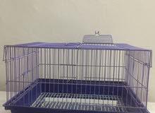 قفص نقل طيور جديد