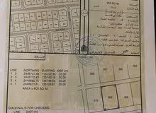 أرض سكنيه جعلان بني بوحسن للبيع السيح الشرقي 3